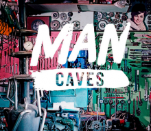 Man Caves – Jasper White