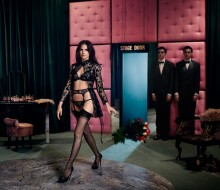 Agent Provocateur – Fall 2014 look book