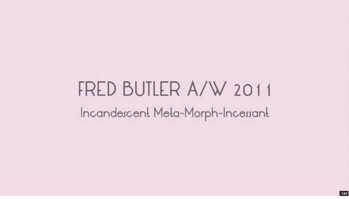Fred Butler – PVC corset