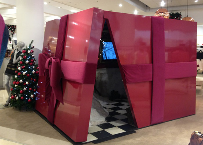 Future Cinema – Selfridges Christmas Cinema