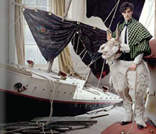 M.A.C – A Tartan Tale by Tim Walker