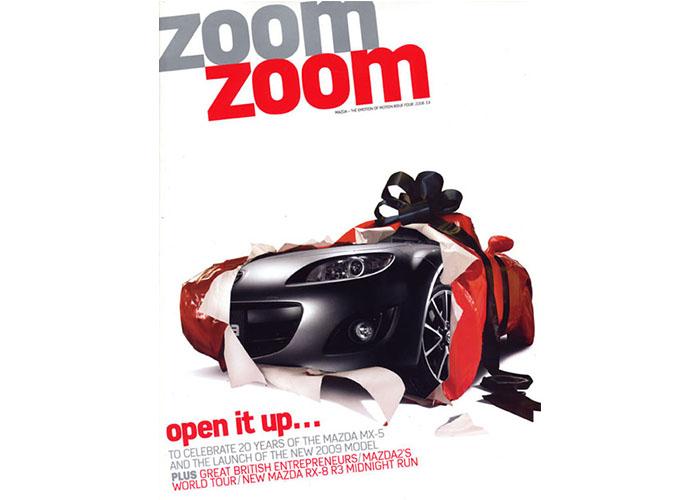 Mazda – Zoom Magazine