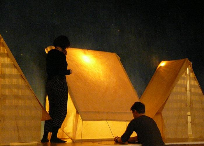 Peter Jensen AW 2008 show