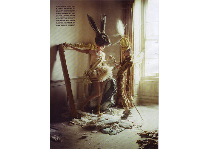 Vogue Italia – Tim Walker