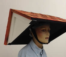 One Man Breaking Bad – Flat pack 'Roof Hat'